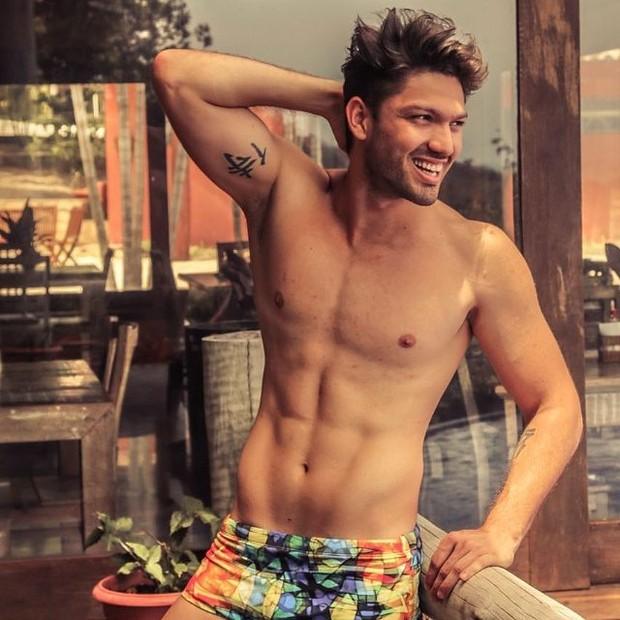 Luiz Felipe BBB17 (Foto: Instagram / Reprodução)