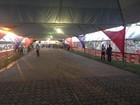 Ambulantes recebem área para venda alimentos e bebidas no sambódromo