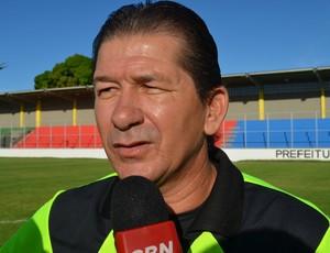José Renato, árbitro da Federação Paraibana de Futebol e CBF (Foto: Amauri Aquino / GloboEsporte.com)