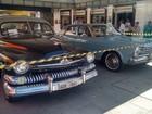 Centro de Maceió tem exposição de carros antigos neste fim de semana