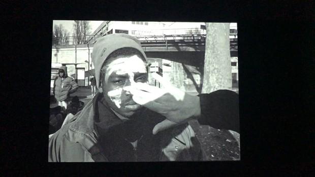 Glimpse, Artur Żmijewski  (Foto: Beta Germano)