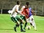 Com dúvidas, Paraná faz só um treino com bola antes do jogo contra Chape
