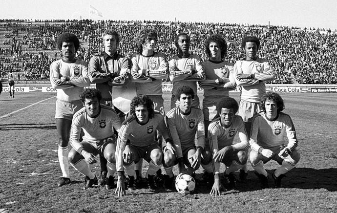 Seleção Brasil Copa do Mundo 1978 - Amaral (Foto: Agência Estado)