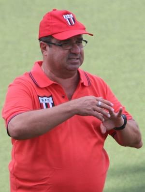 Antônio Salomão, o Macalé (Foto: Divulgação/Ag. Botafogo)