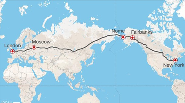 Trans-Eurasian Belt Development (Foto: Divulgação)