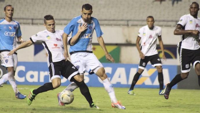 Paysandu x Santos-AP - Mangueirão Diogo Oliveira (Foto: Fernando Torres/Ascom Paysandu)