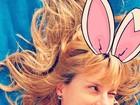 As musas da Páscoa! Famosas posam de coelhinhas nas redes sociais
