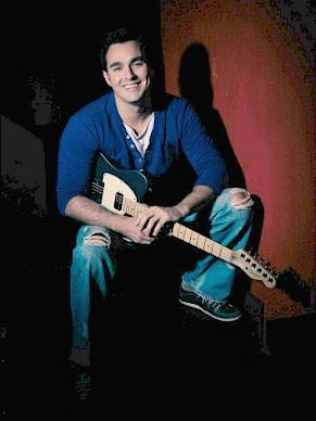 Mateus Starling, músico: globo universidade (Foto: Divulgação)