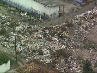 Lixo Ananindeua Pará Belém (Foto: Reprodução/TV Liberal)