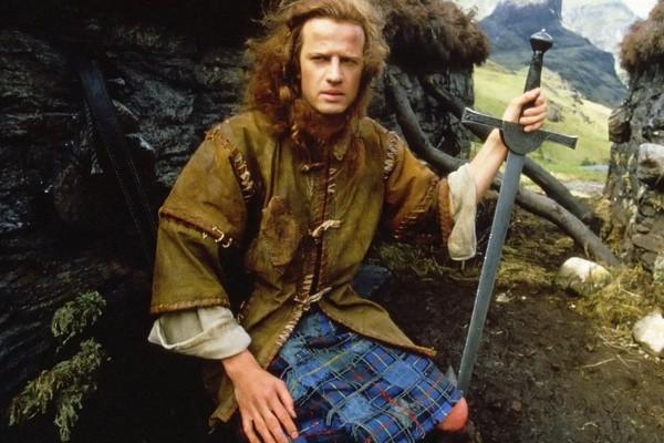 Highlander - O Guerreiro Imortal (1986) (Foto: Reprodução)