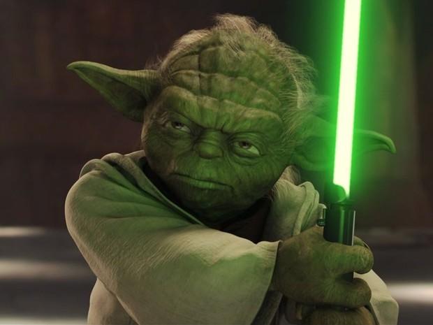 Yoda (Foto: Divulgação)