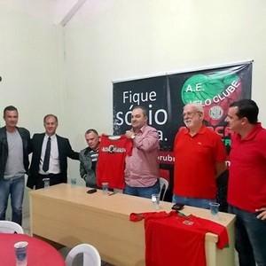 Parceria Velo Clube 2014 (Foto: Paulino Mello/Velo Clube)