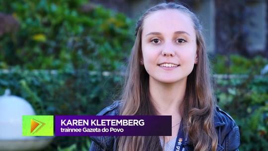 Caso de sucesso: conheça Karen Ketlemberg, participante do Roda Aí 2016