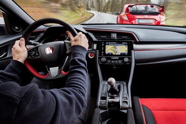 Honda Civic Type R (Foto: Divulgação)