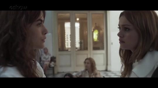 Rimena e Alice discutem por Renato