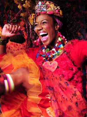 Maria Gal em cena de 'Os Paparutas' (Foto: Divulgação)
