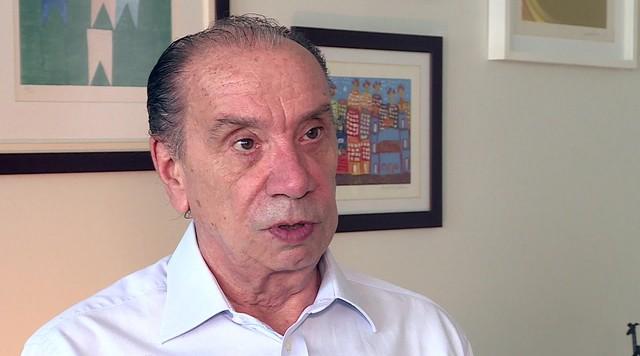 Aloysio Nunes elogia escolha de Ernesto Araújo para o Itamaraty