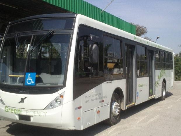 Ônibus será testado por 30 dias em Sorocaba (Foto: Divulgação/ Urbes)