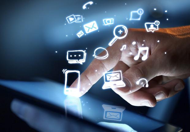 Internet; pesquisa; e-mail; conectado; conexão; tecnologia; mensagem; (Foto: ThinkStock )