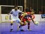 Ponto para cada: quatro catarinenses empatam na 12ª rodada da Liga Futsal