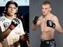 Gilbert Durinho enfrenta Lukasz Sajewski no dia 7 de julho em Vegas