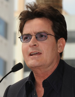 Charlie Sheen (Foto: MARK RALSTON / AFP)