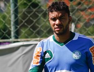Maurício Ramos treino Palmeiras (Foto: Lola Oliveira/Agência Estado)