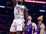 Clippers batem Kings e decidem em casa confronto com o Jazz nos playoffs