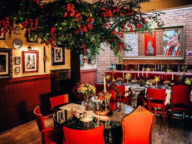 Casamentos em restaurante: Ruella (Foto: Mauricio Vieira e Márcio Savoine Fotografias / Divulgação)