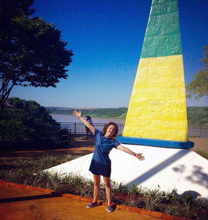 Michelly reuniu as melhores dicas do Plug para as suas férias (Foto: Divulgação/RPC)