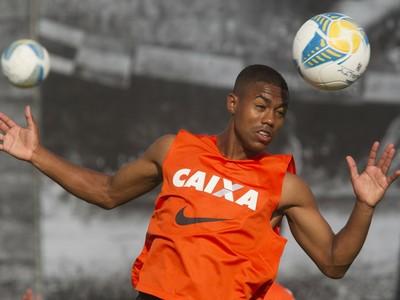 Malcom Corinthians (Foto: Daniel Augusto Jr/Agência Corinthians)