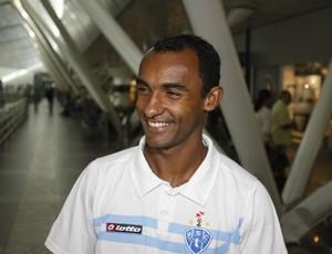 Alex Gaibu chegou ao Paysandu sob a desconfiança do torcedor (Foto: Marcelo Seabra/O Liberal)