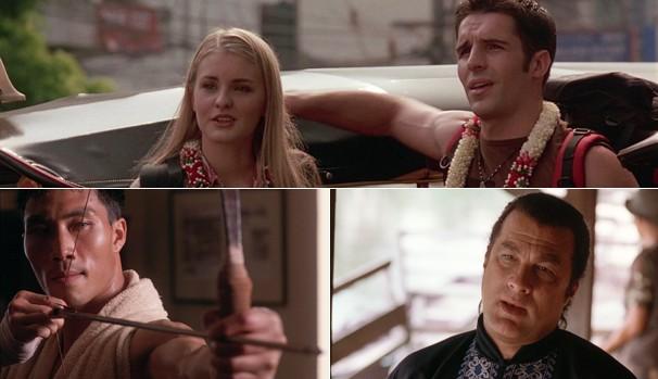 'Resgate Sem Limites' (2003) é o filme escolhido pelo público (Foto: Divulgação/Reprodução)