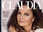 Luiza Brunet fala a revista como filhos reagiram sobre suposta agressão