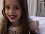 Fofura! Filha de Leticia Santiago canta para o irmão dormir