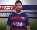 Mercado: Barça contrata Arda Turan, e Pirlo vai jogar nos Estados Unidos