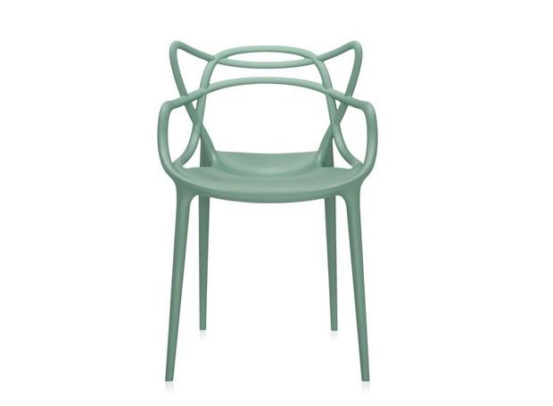 cadeira-masters-kartell-phillippe-starck-2010.jpg (Foto: Reprodução Kartell)