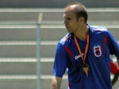 Milton Mendes técnico Paraná Clube (Foto: Divulgação/Paraná Clube)