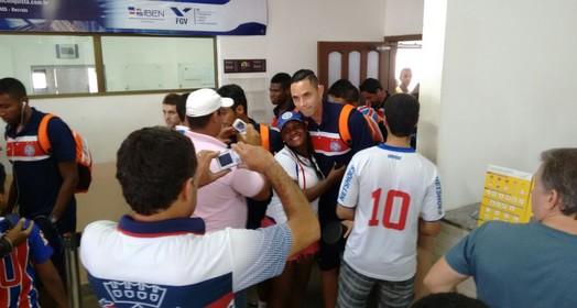 abraçaço (Jayme Brandão/ Divulgação/ EC Bahia)