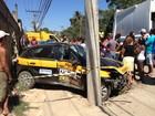 Morre mais uma vítima de atropelamento em Belford Roxo, RJ