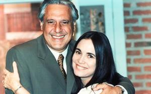 Regina Duarte e Antonio Fagundes