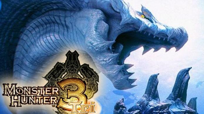 Monster Hunter Tri é um dos melhores jogos da série (Foto: Divulgação/Capcom)