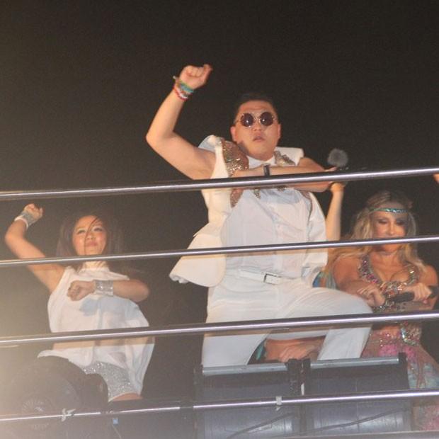 Psy (Foto: Dilson Silva/Agnews)