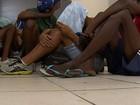 Tumulto entre torcedores termina com detidos e feridos em Santa Luzia