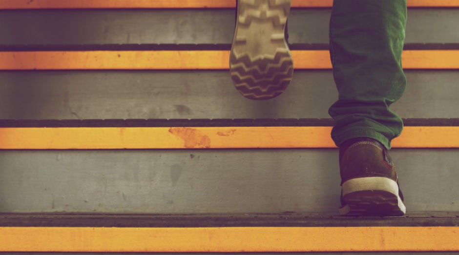 Pessoa andando: nova tecnologia vai melhorar problemas de mobilidade (Foto: Divulgação)