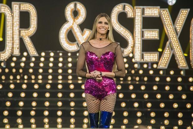 Fernanda Lima volta à TV com a décima temporada do Amor e Sexo (Foto: Globo/Paulo Belote)