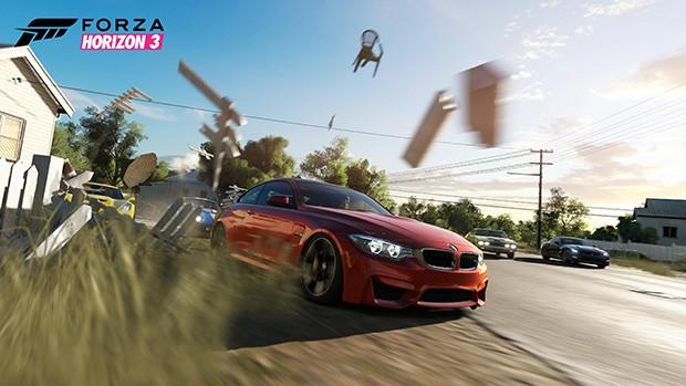 Forza Horizon 3 (Foto: Reprodução)