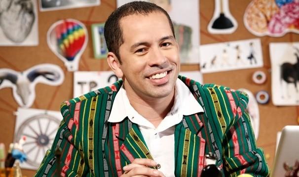O personagem Major trará um humor leve e nonsense. (Foto: Fábio Rocha / Globo)