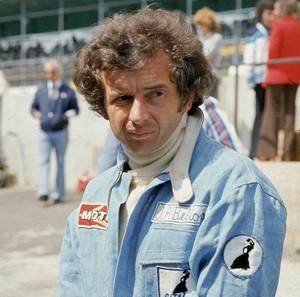 Jean-Pierre Beltoise 20/7/1974 (Foto: Getty Images)