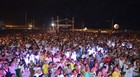 Ano Novo leva 100 mil para a Orla da Atalaia (Marina Fontenele/G1)